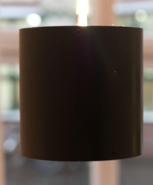 Schlichte Pendelleuchte - Cylinder Lamp von Nulight