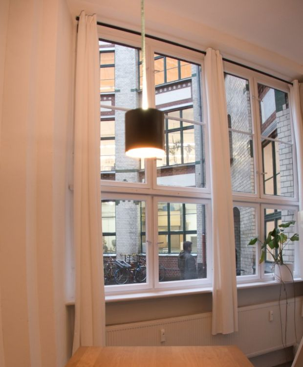 Cylinder Lamp - Schlichte Pendelleuchte für Spot und Raum